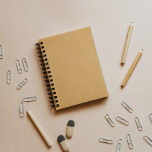 Pad, Pencils, Clips
